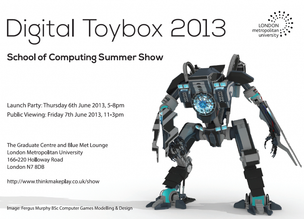 Digital Toybox 2013