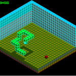 Erik's isometric snake, anyone?