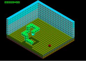 Erik's isometric snake, anyone?
