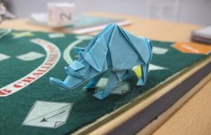 Andrew's origami game